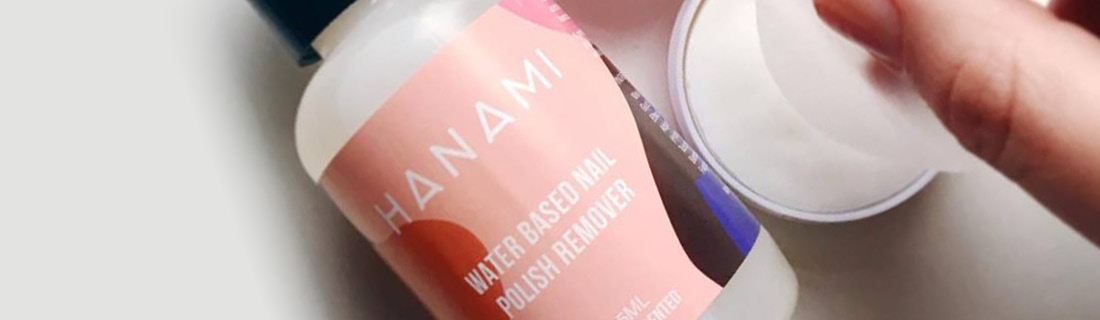 Shop for Hanami Water Based Nail Polish Remover now