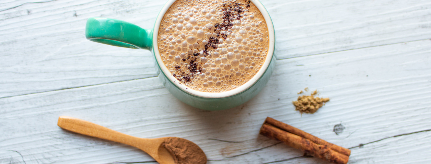 Chai Latte with Functional Mushrooms