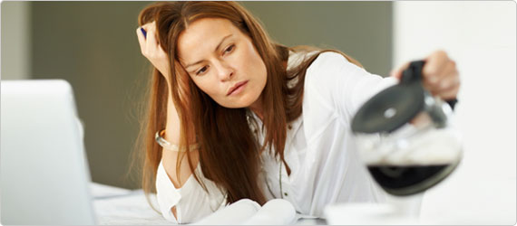 Adrenal Fatigue - why am I tired all the time?