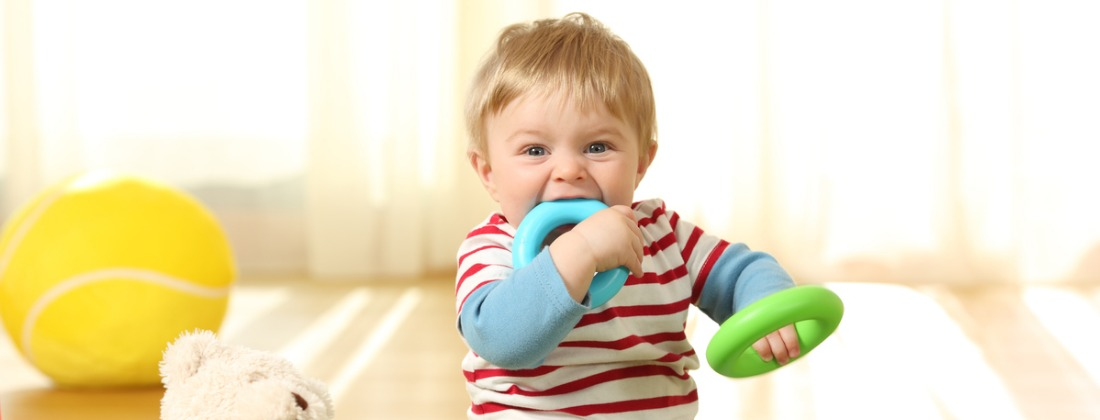 Natural teething remedies - weleda baby teething powder