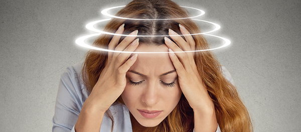 Dizziness: What is it, what causes it, and what can I do about it?